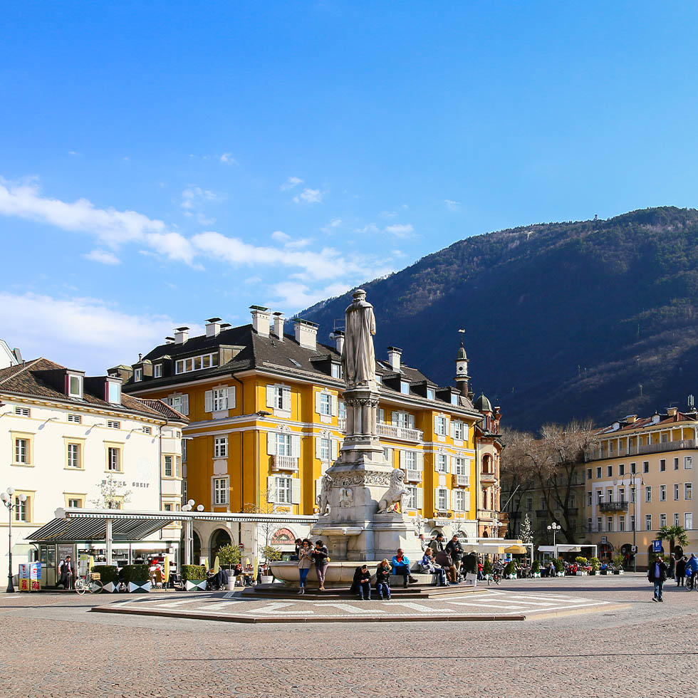 Bolzano near Falkensteiner Hotels and Residences