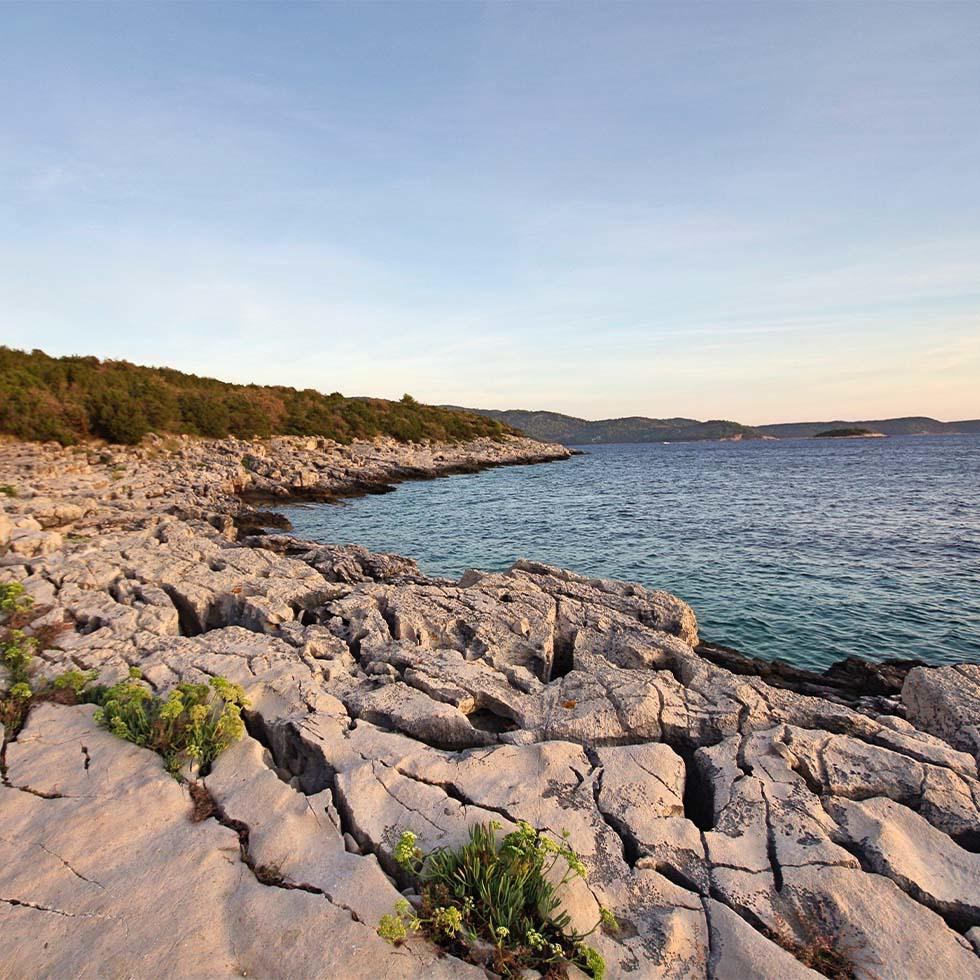 National Park Kornati Islands near Falkensteiner Hotels and Residences