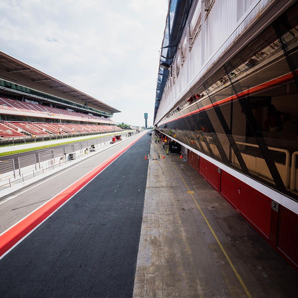 Red Bull Race Track near Falkensteiner Hotels and Residences