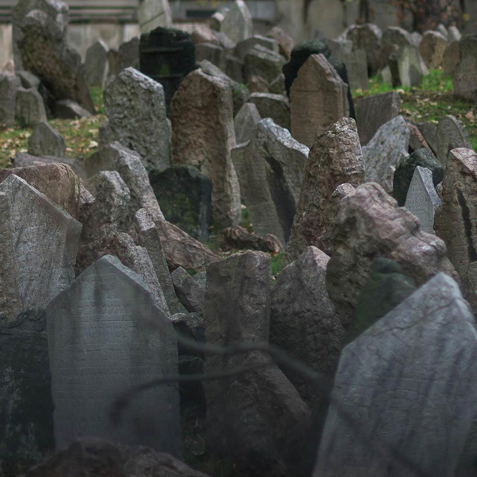 Jewish Graveyard near Falkensteiner Hotels and Residences