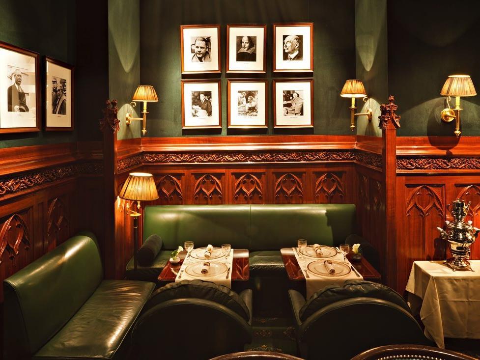 Duke's Bar Corner Hôtel Westminster