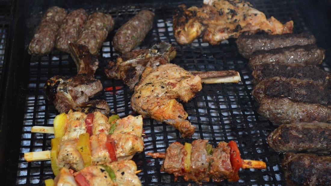 BBQ night at Warwick Doha