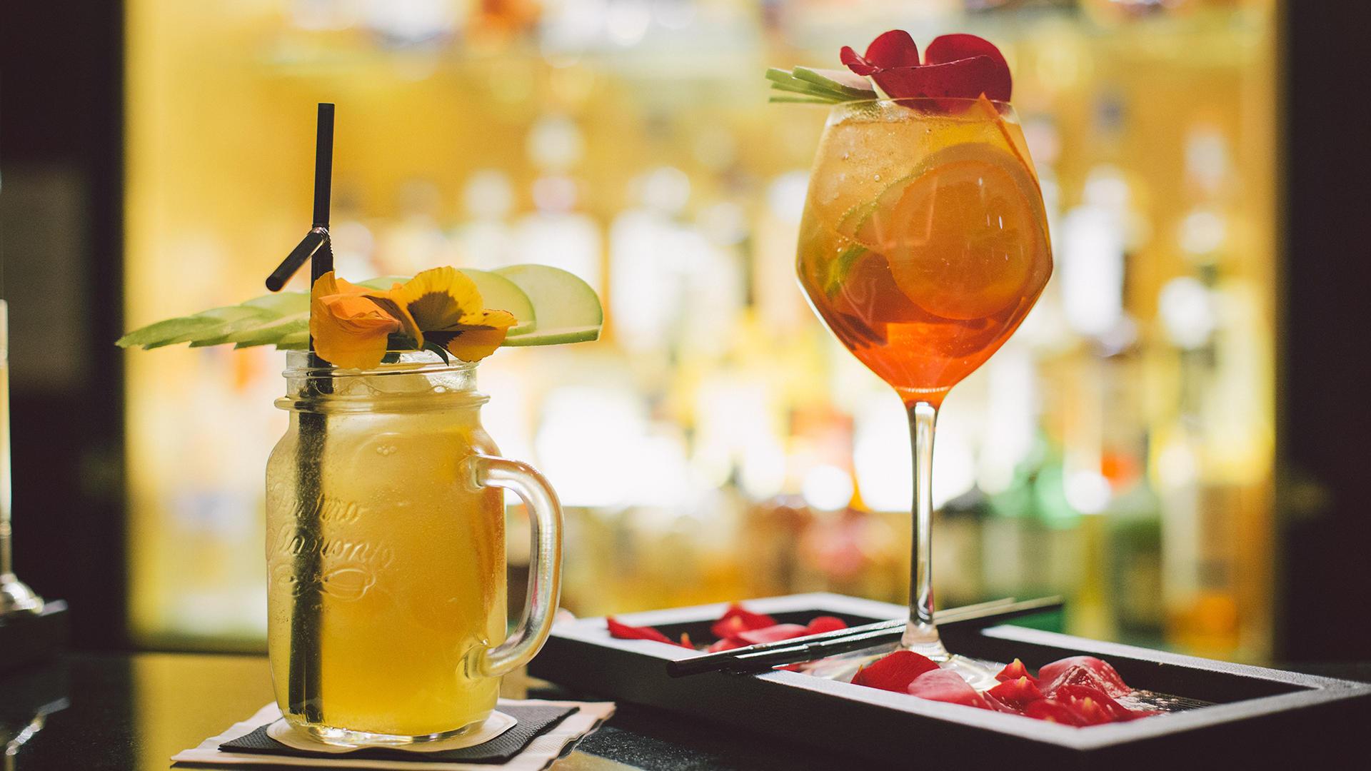 Bar Le W Drinks