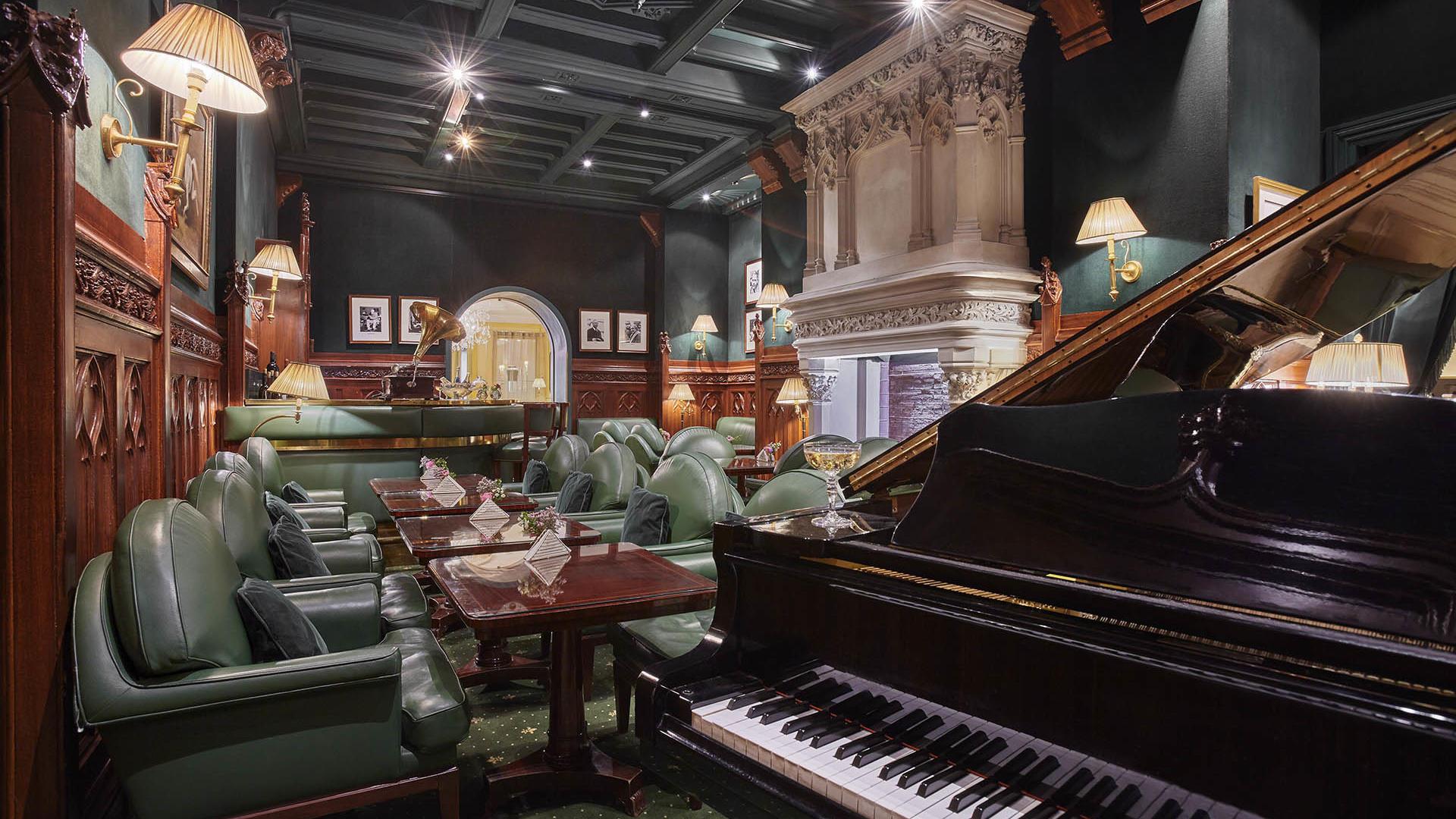 Duke's Bar Piano Hôtel Westminster