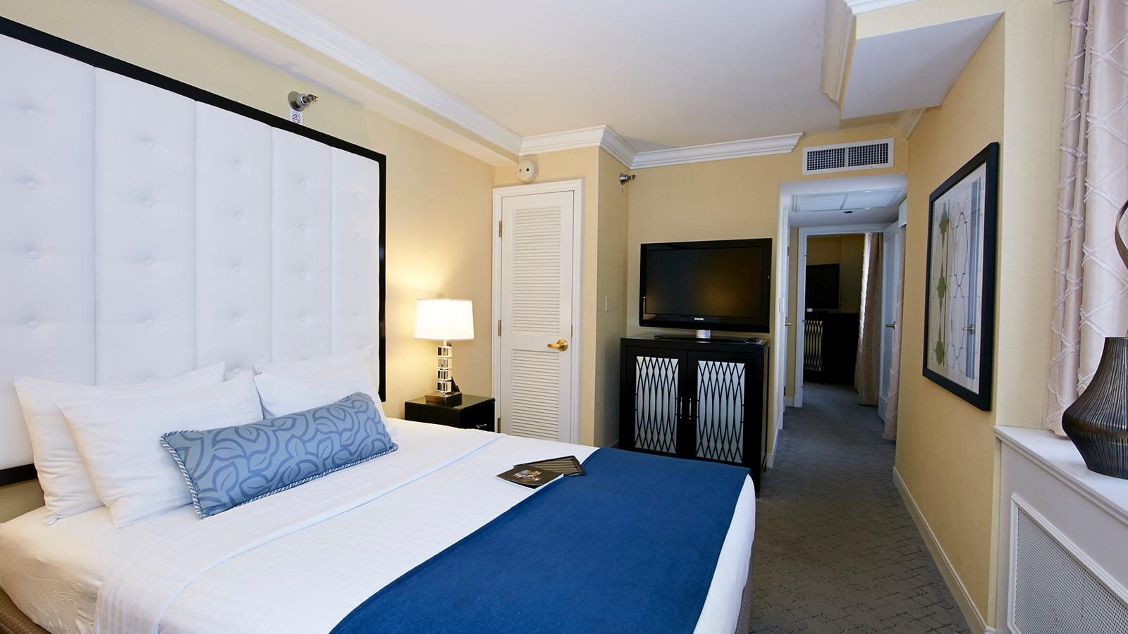Superior Suites offer details