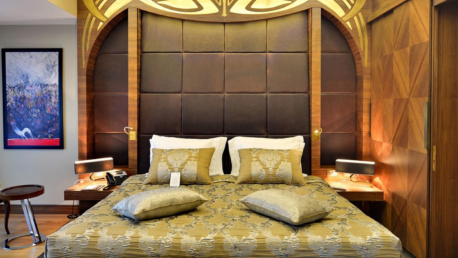 Ankara Suite Bedroom