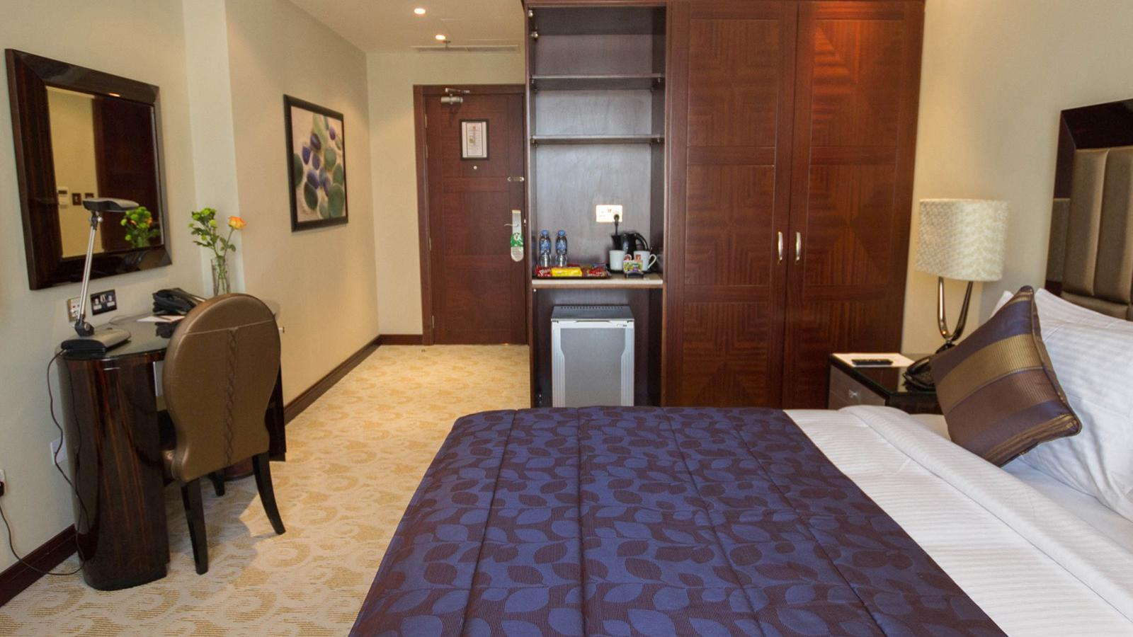 Deluxe Room side at Strato Hotel by Warwick