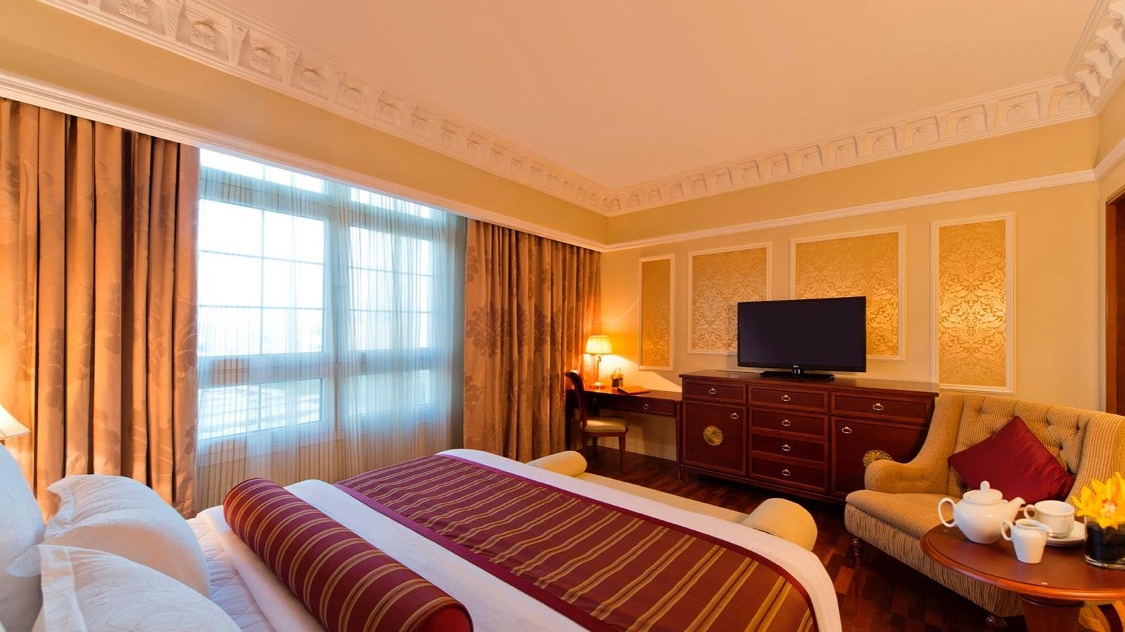 Executive Room offer details
