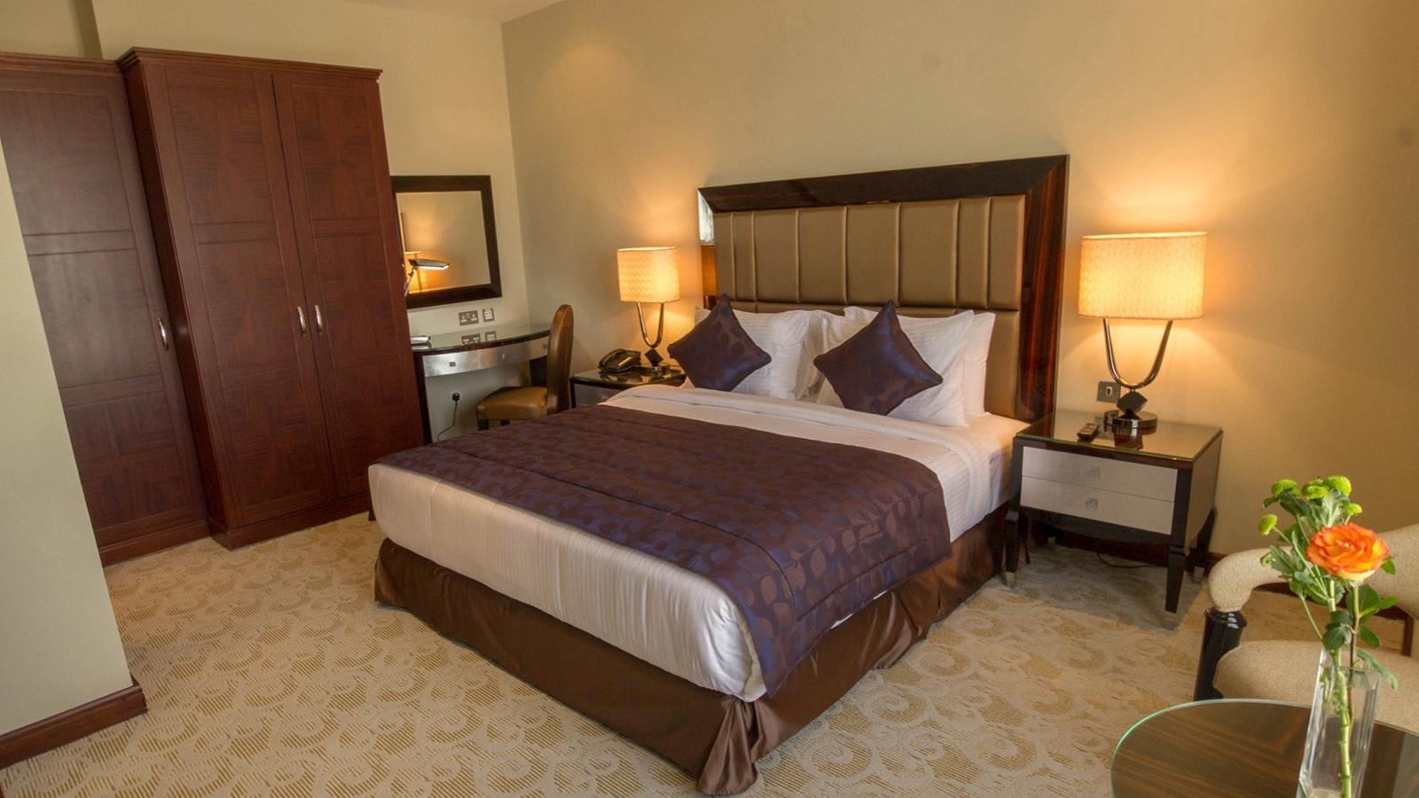 Executive Suites offer details