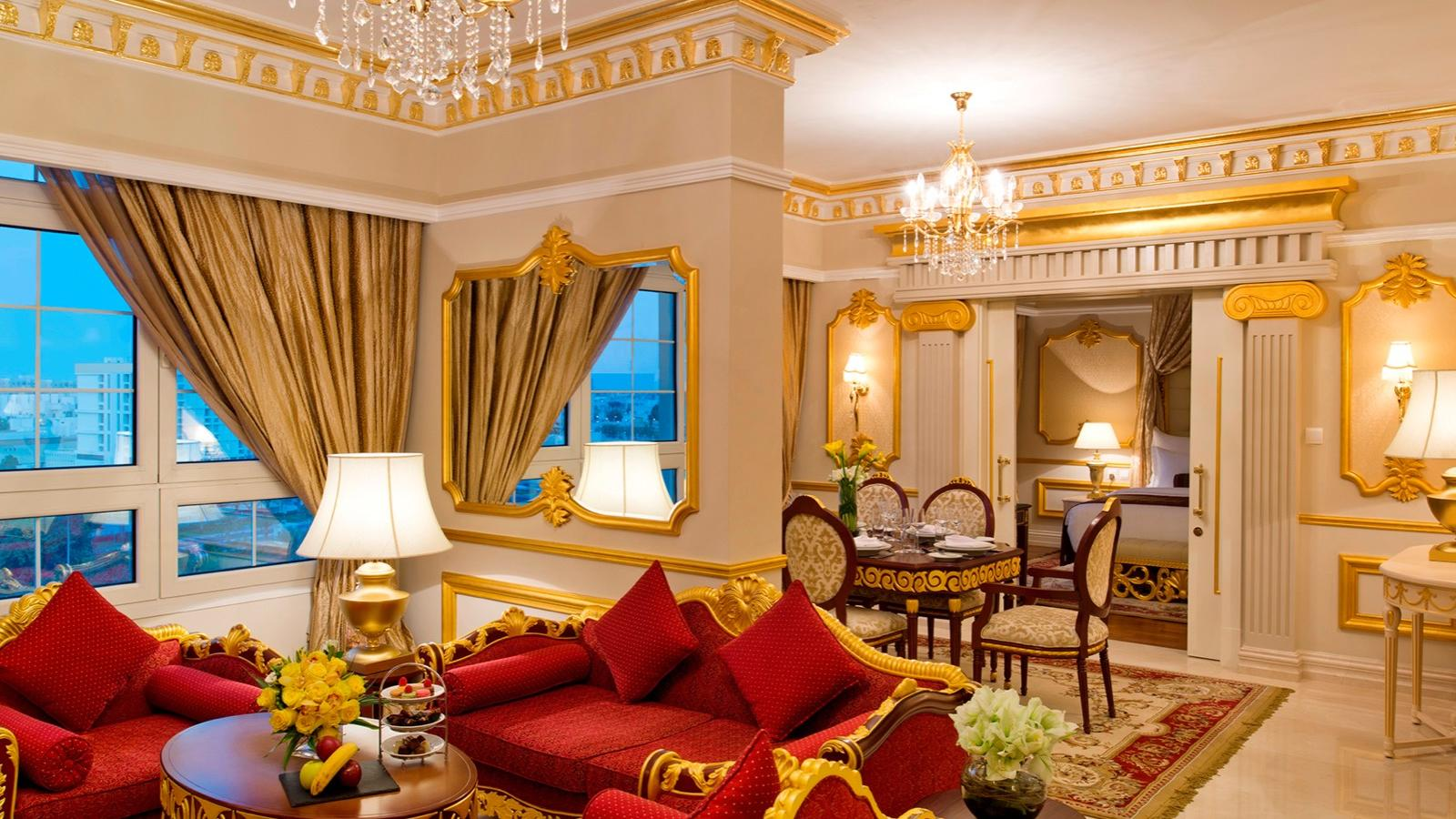 Royal Suite offer details