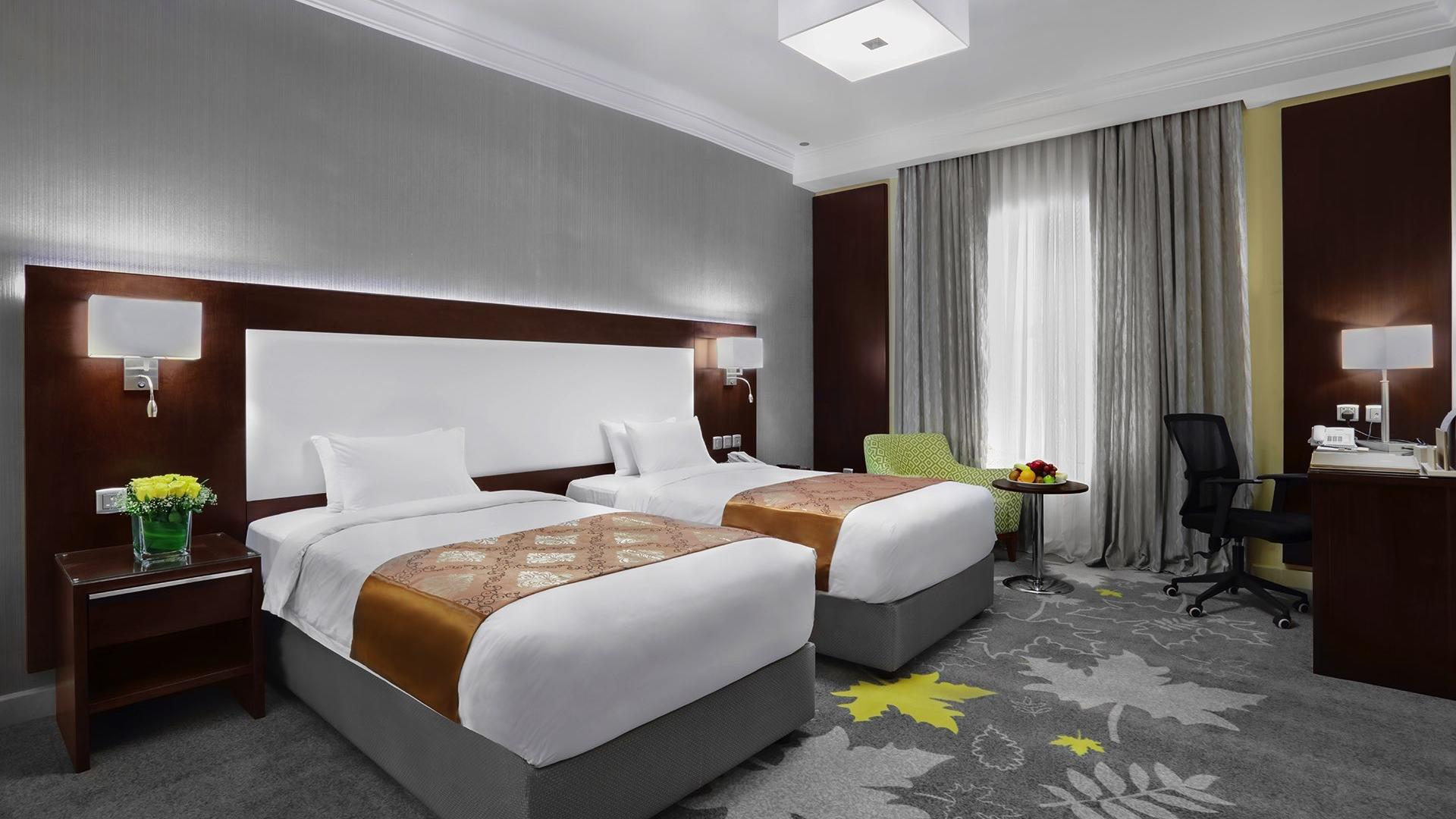 Superior Room at Salsabil By Warwick