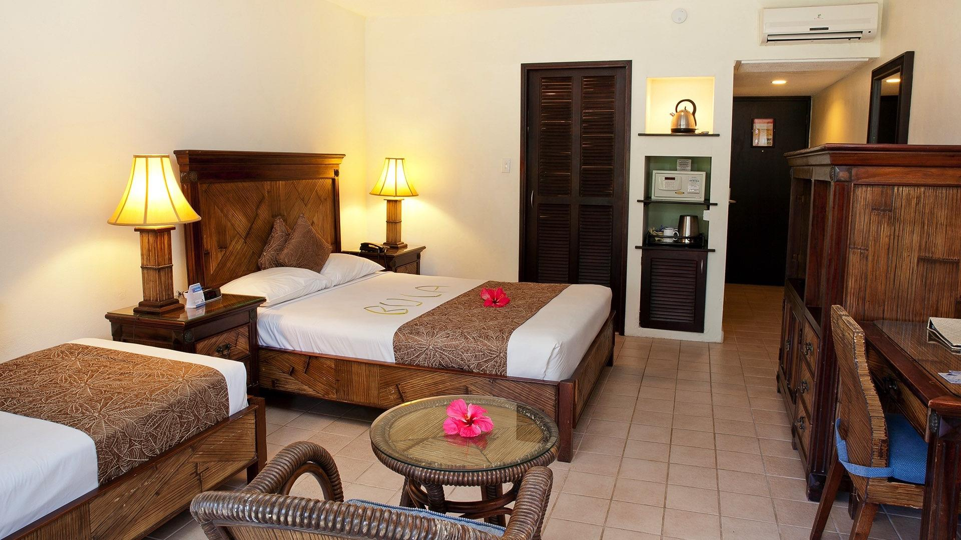 Naviti Resort Garden View Room