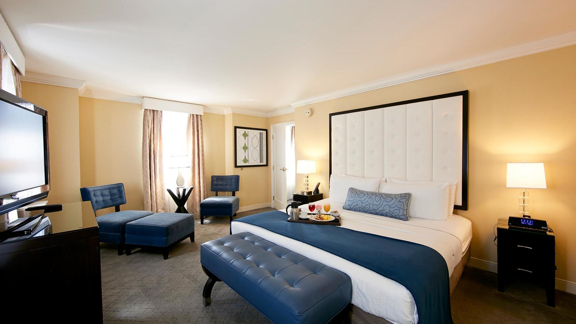 Specialty Suites offer details