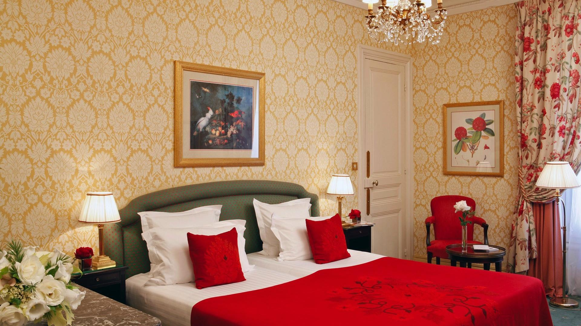 Room _ Deluxe Saint-Honor+® Room