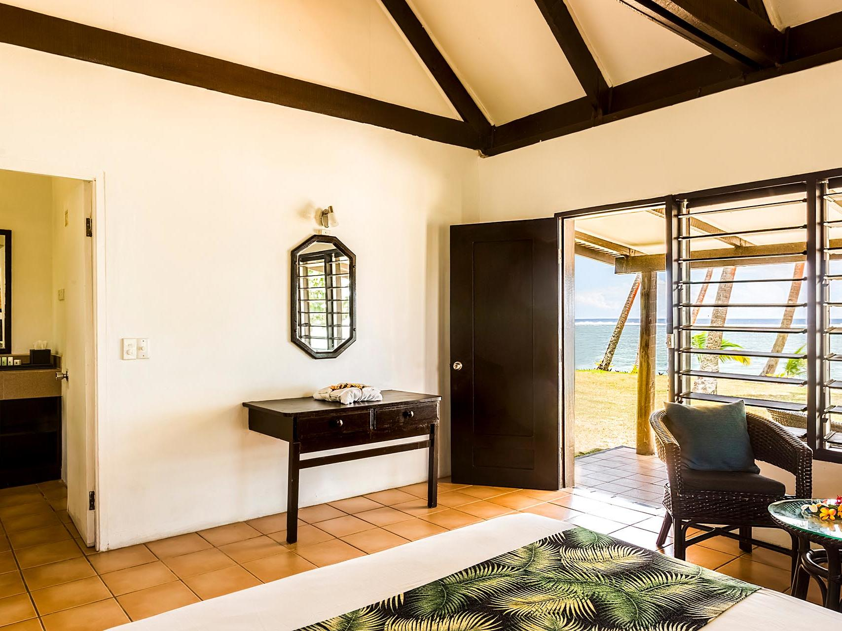 Bedroom at Ocean View Villa