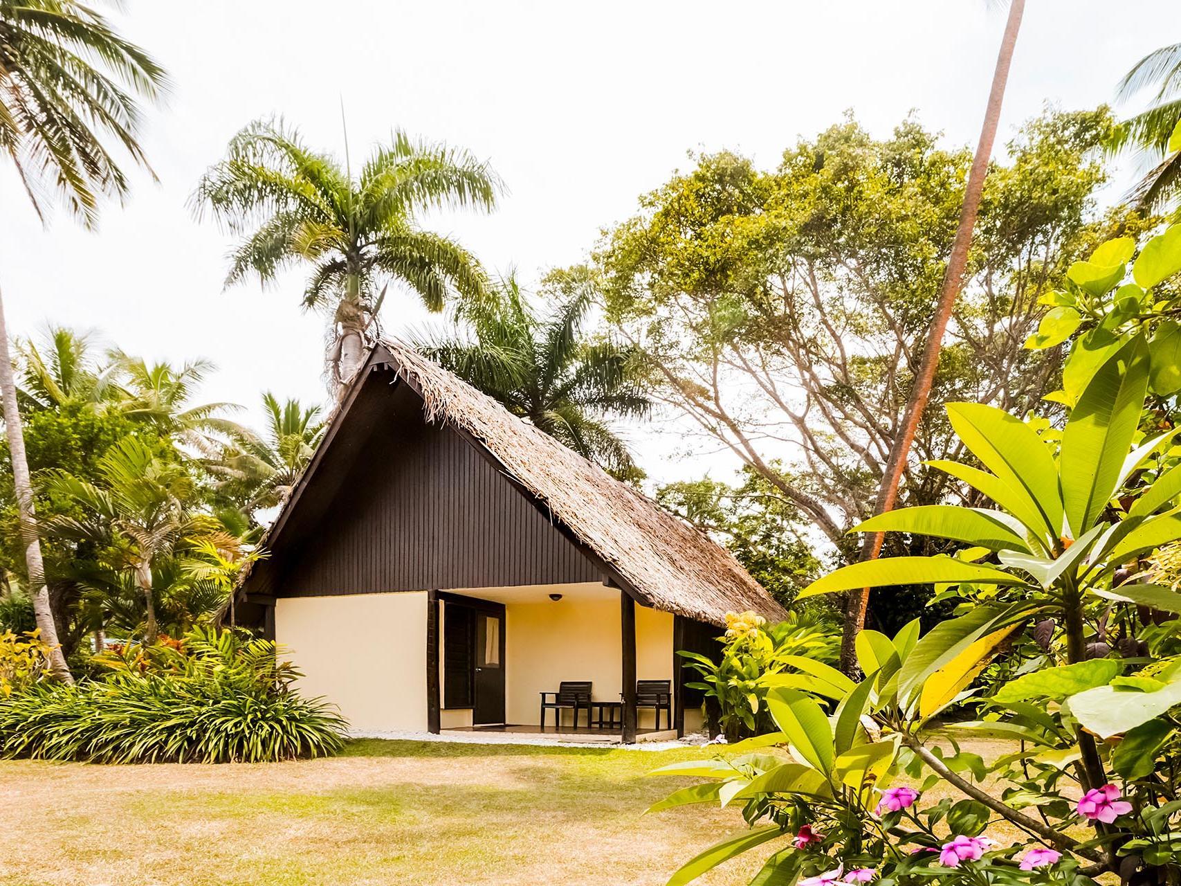 Garden View Villa Exterior