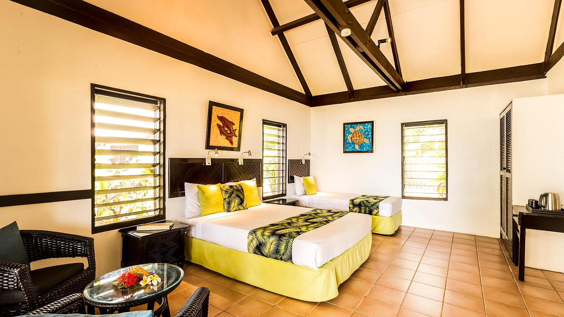 Ocean View Villa Bedroom