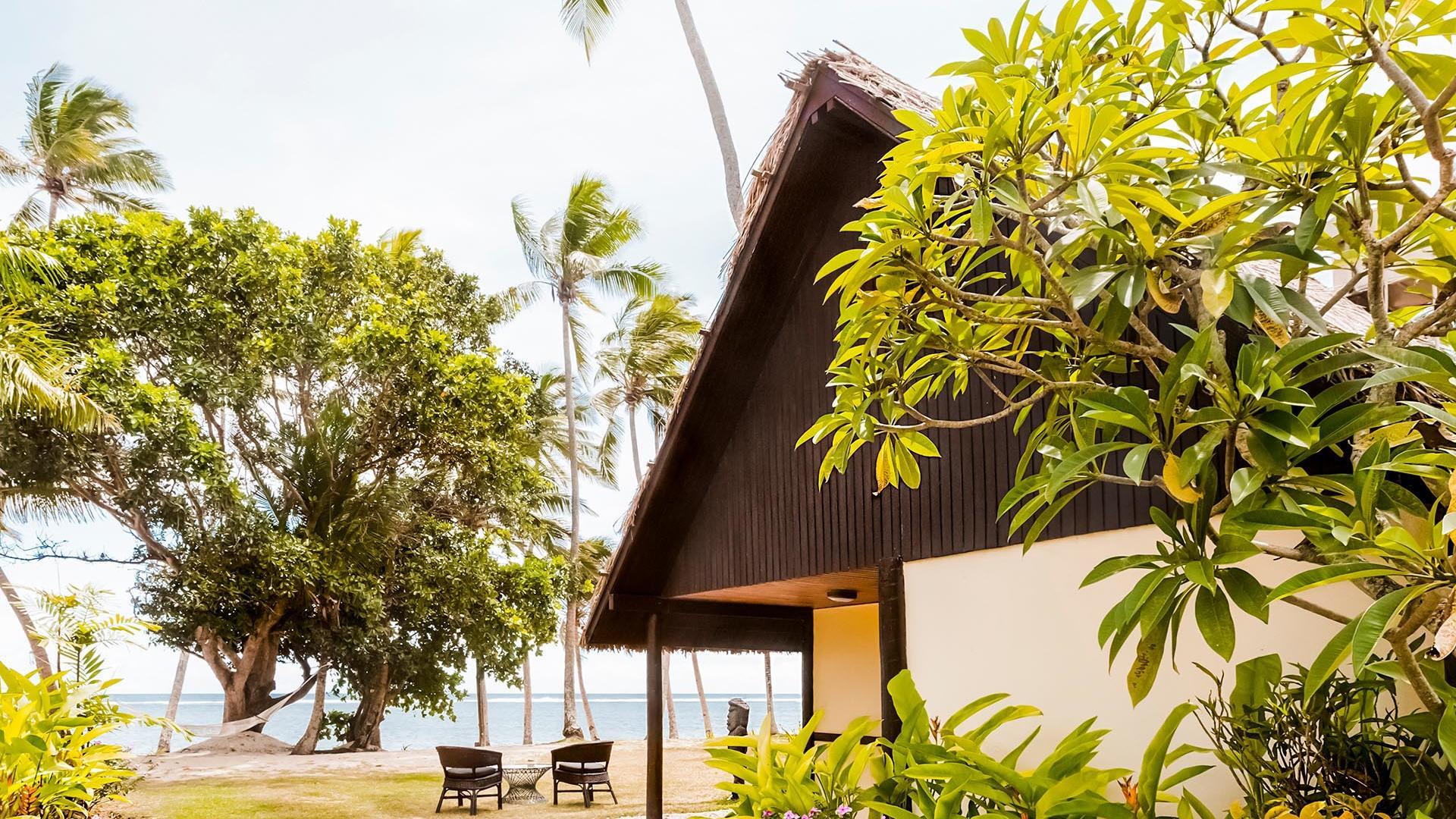 Ocean View Villa Exterior