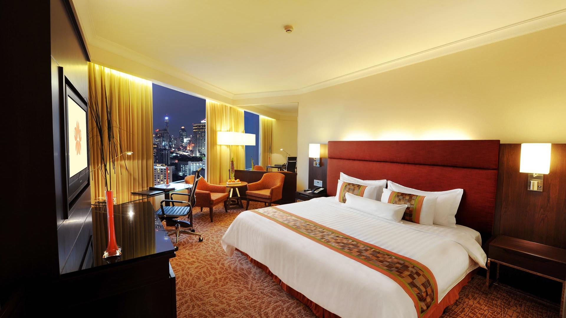 Executive Club Room offer details
