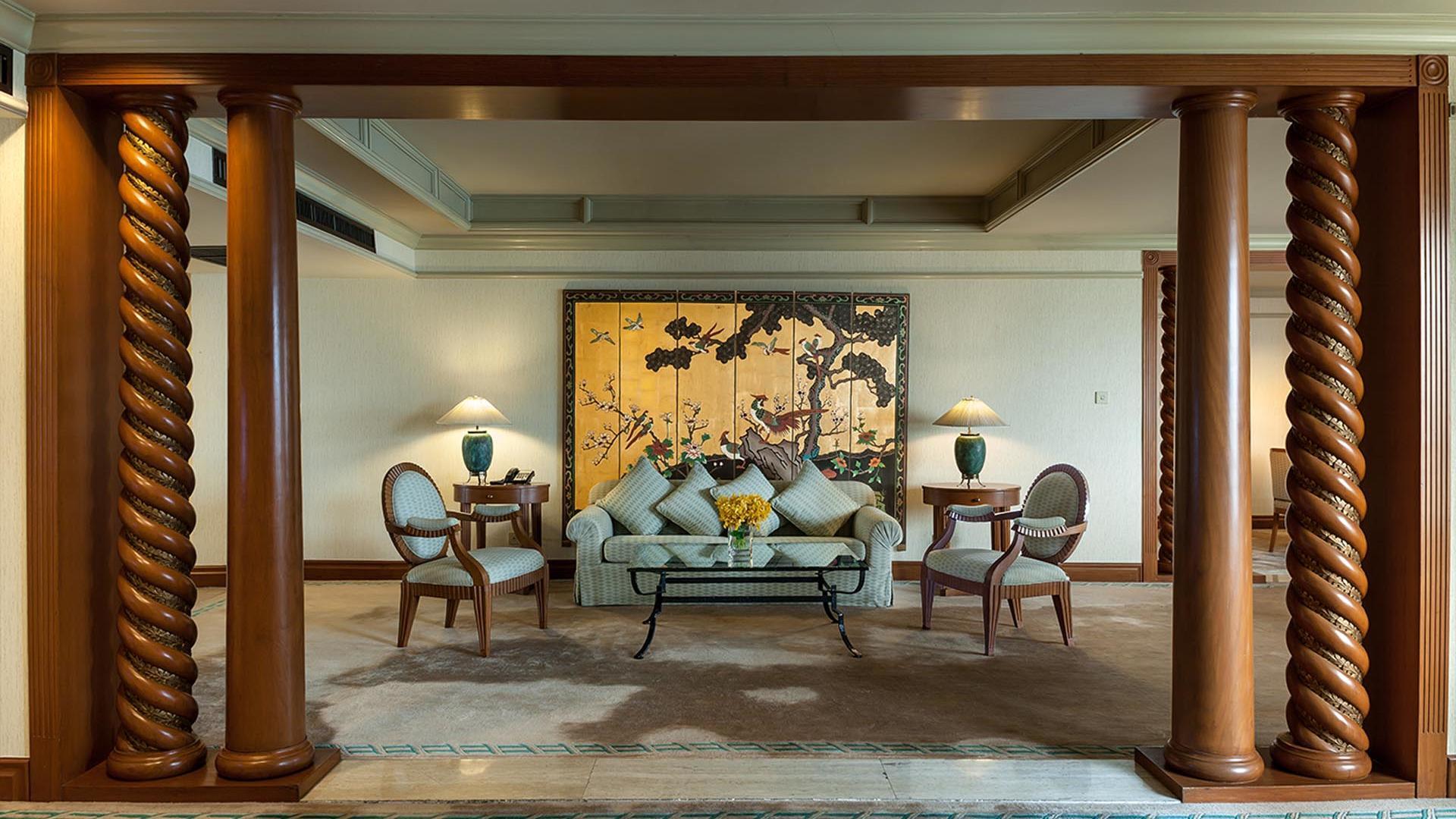 Presidential Suite at Rembrandt Hotel Bangkok