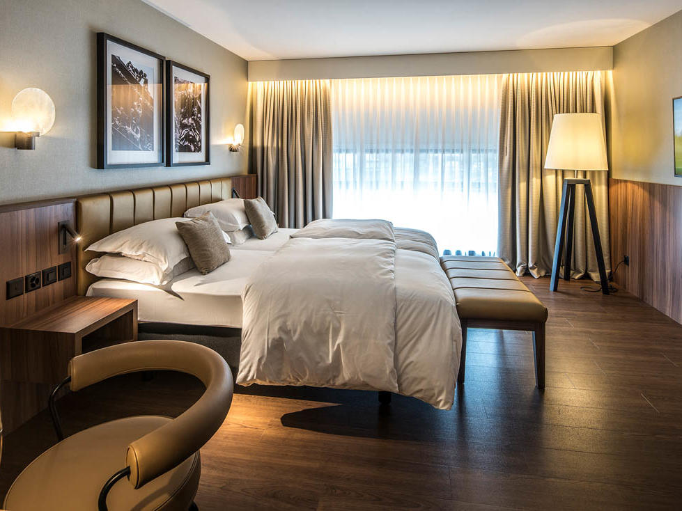 Superior Room at Central Plaza Hotel Zurich