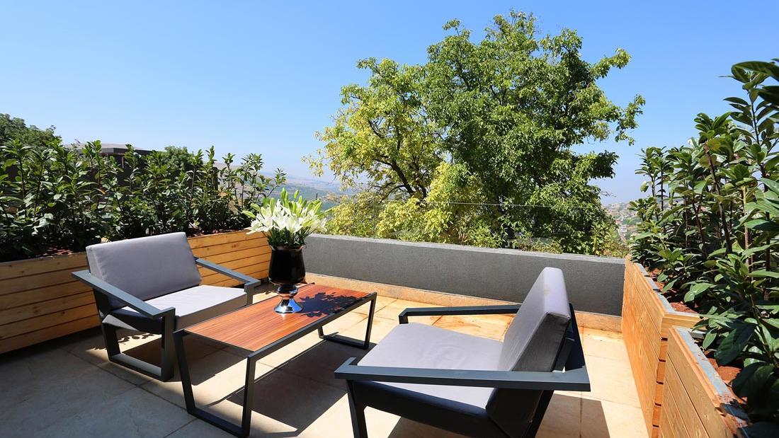 Premier Room Terrace at Mist Hotel & Spa