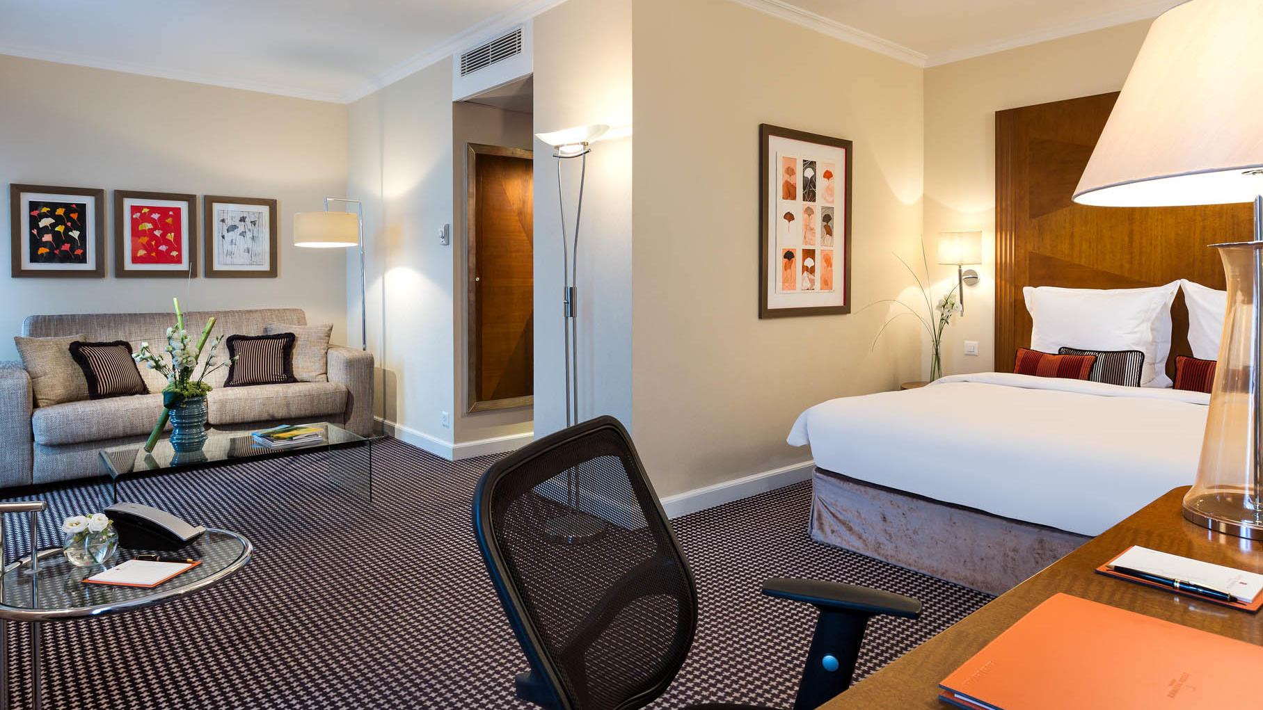 Penthouse Executive terrace room