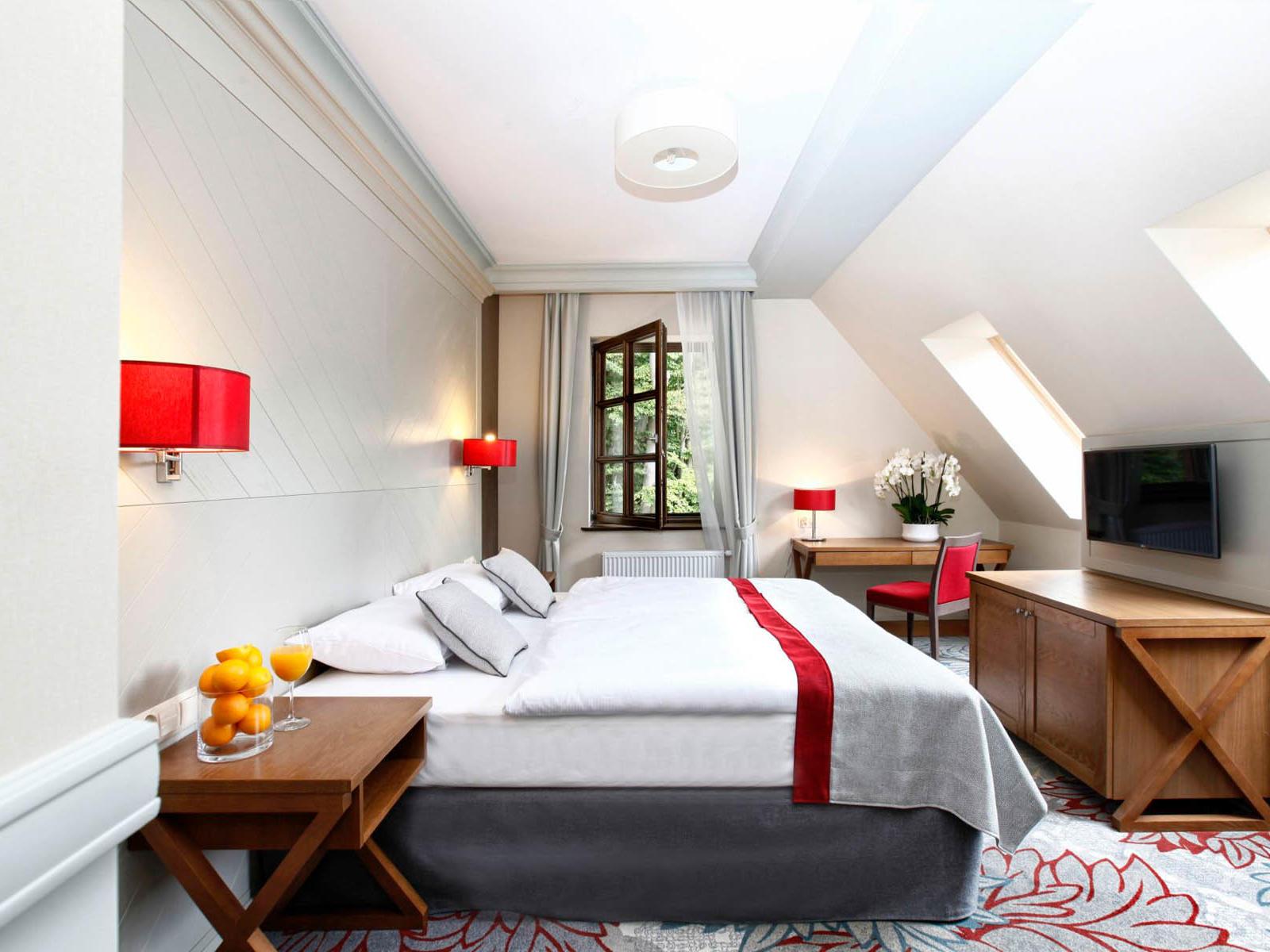 Premium Hotel Bed Hotel Aubrecht Country Spa