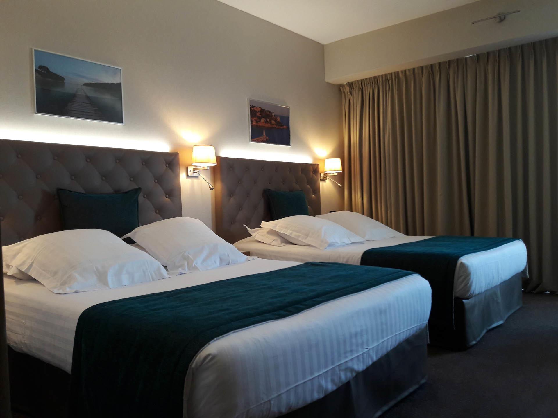 Splendid Hotel and Spa Family Room