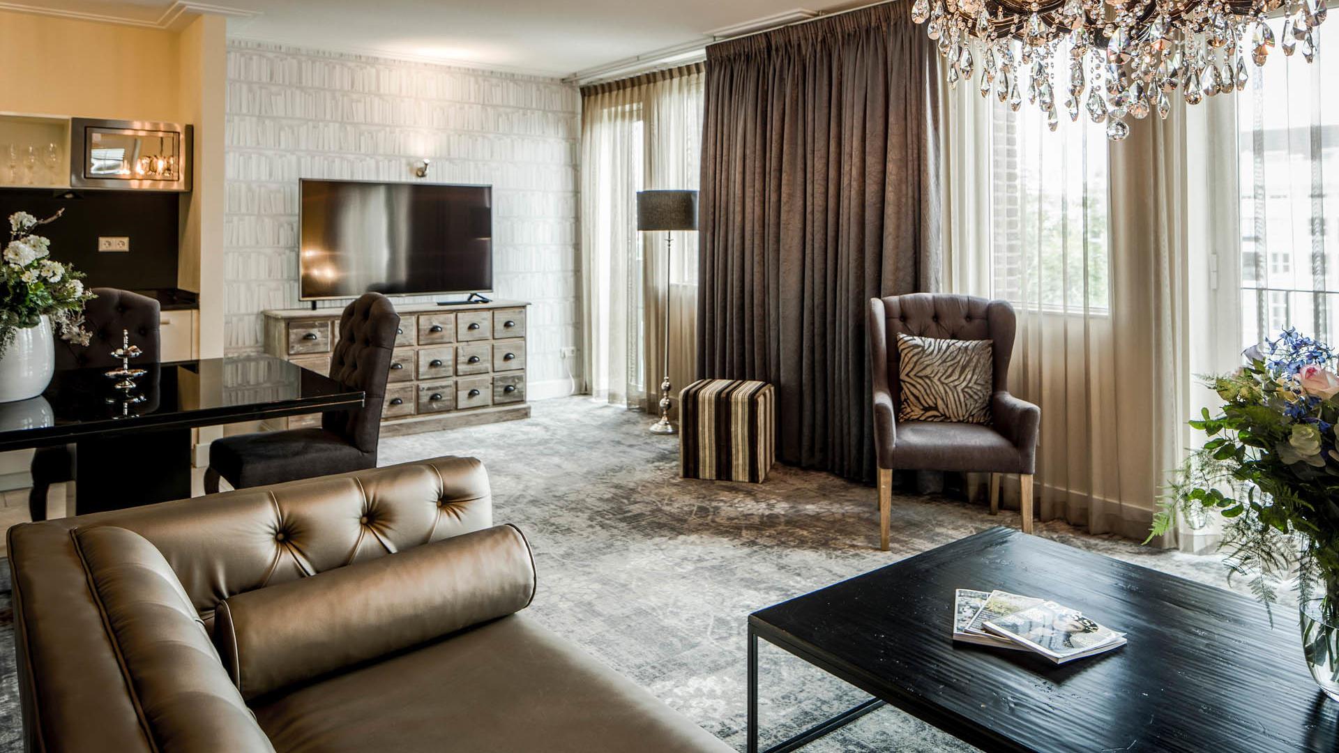 Amsterdam Imperial Suite