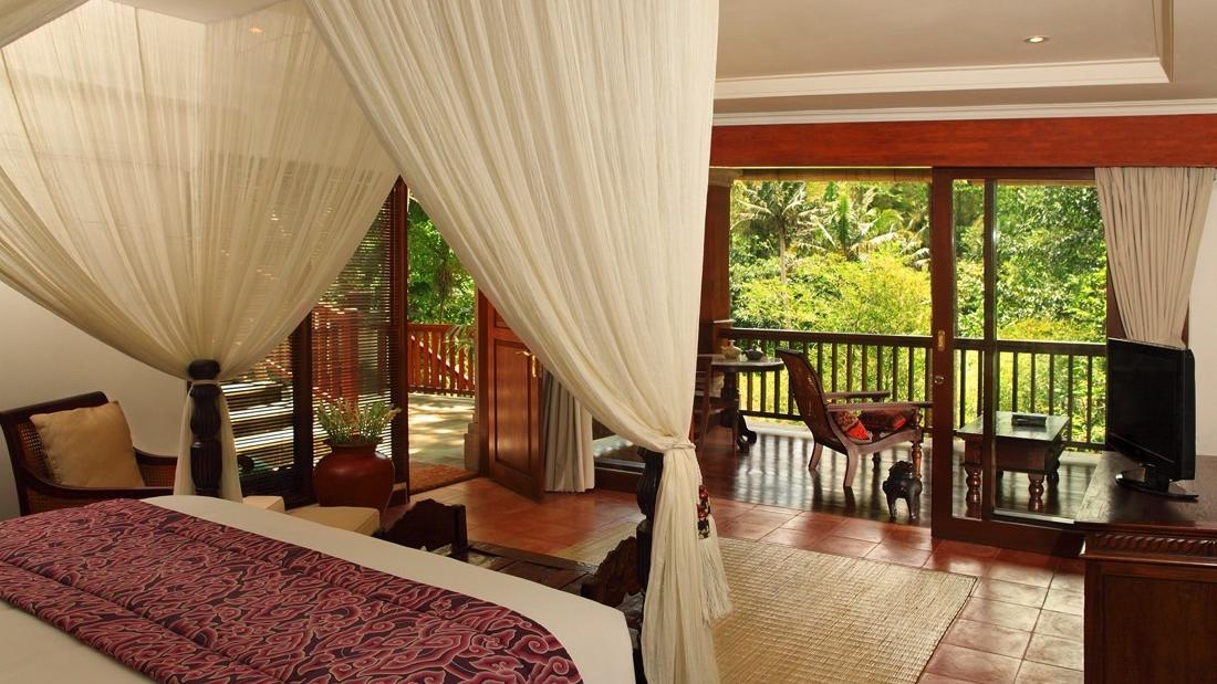 Treetop Suite at Warwick Ibah