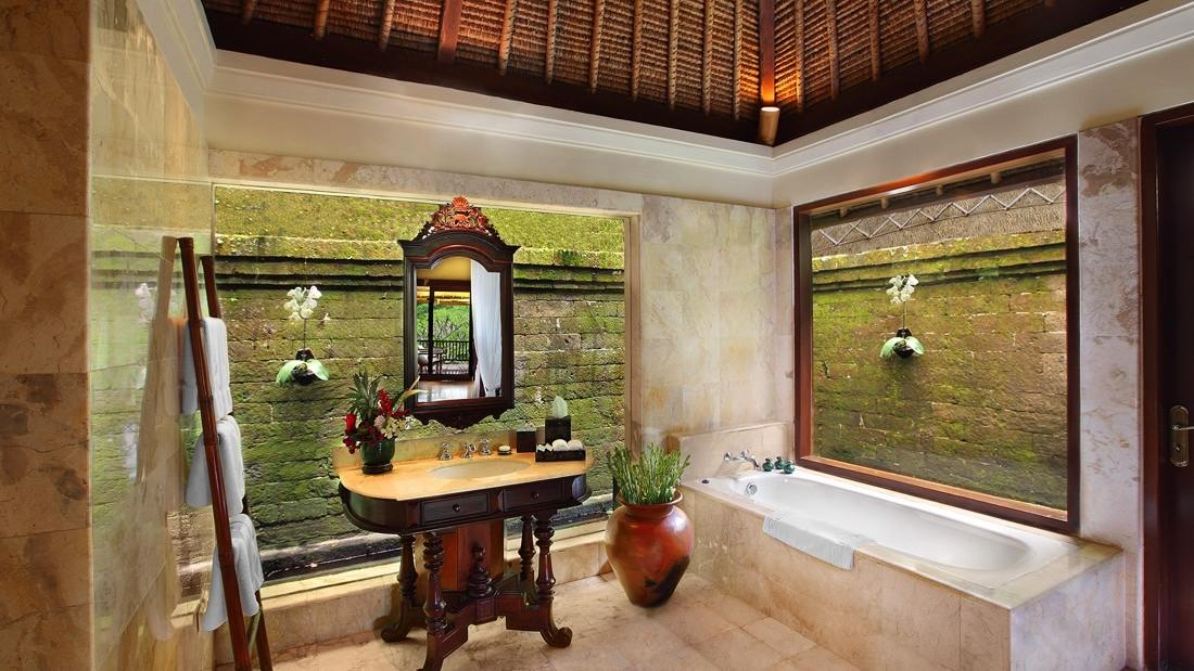 Two Bedroom Frangipani Bathroom at Warwick Ibah