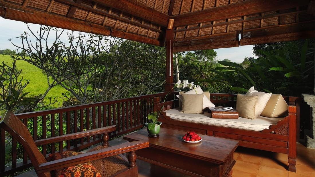 Two Bedroom Frangipani Living Area at Warwick Ibah