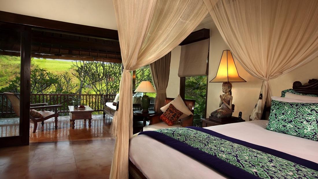 Two Bedroom Frangipani Master Bedroom at Warwick Ibah