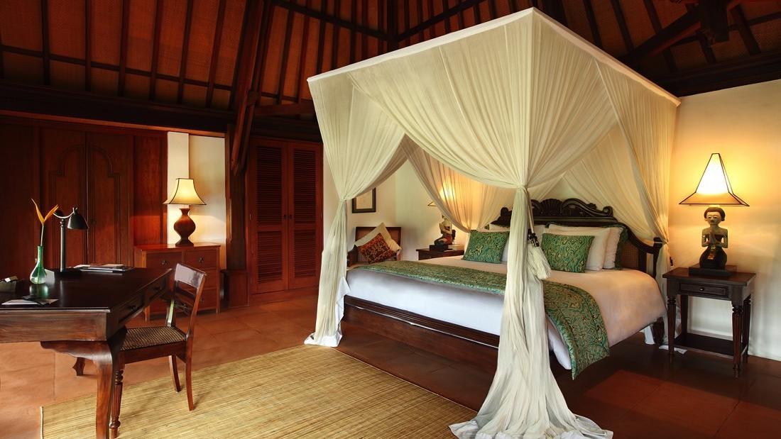 Ibah Suite Bedroom at Warwick Ibah