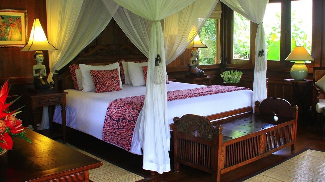 Ibah Suite Caliandra Bedroom at Warwick Ibah