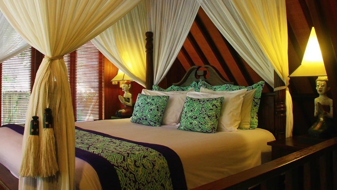Royal Suite Lily Bedroom Upstairs at Warwick Ibah