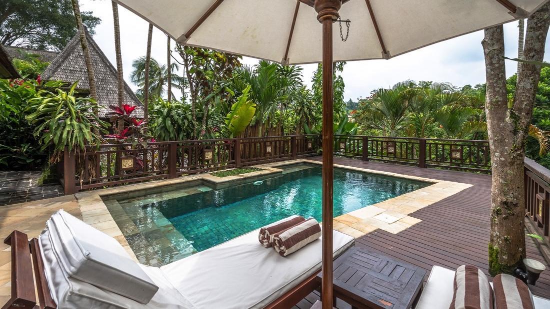 Villa Pool at Warwick Ibah