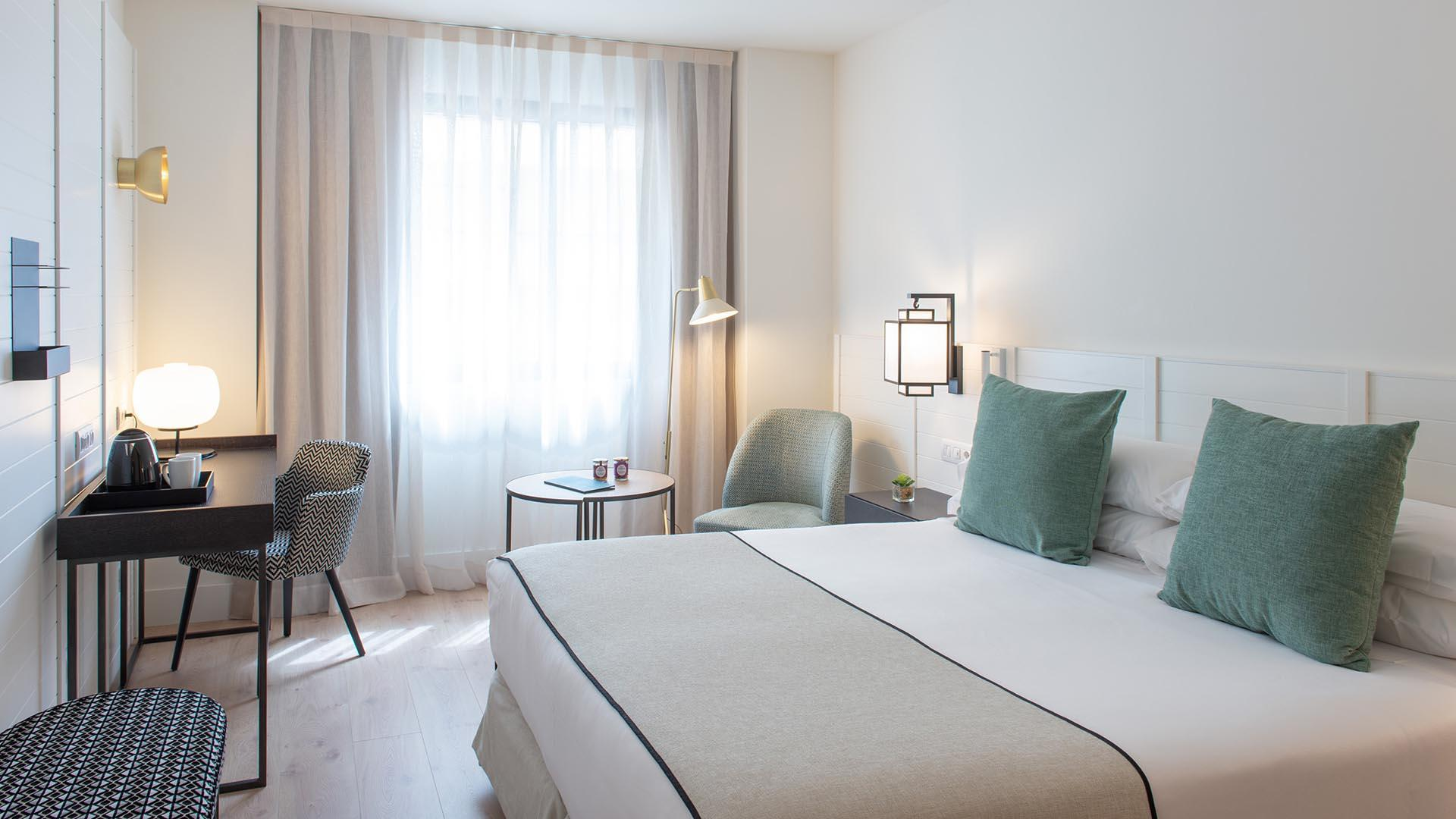 Double Standard Room at Hotel Molina Lario