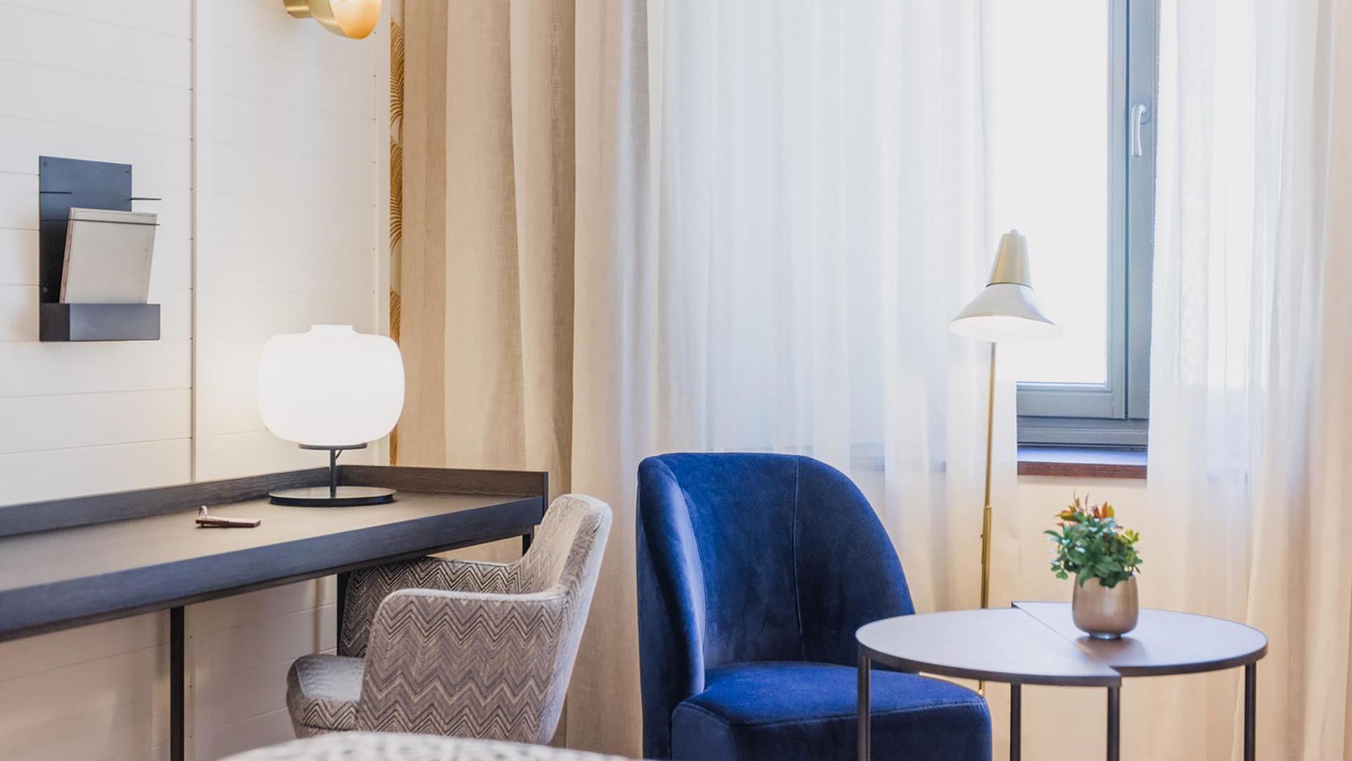 Superior Luxury Room at Hotel Molina Lario