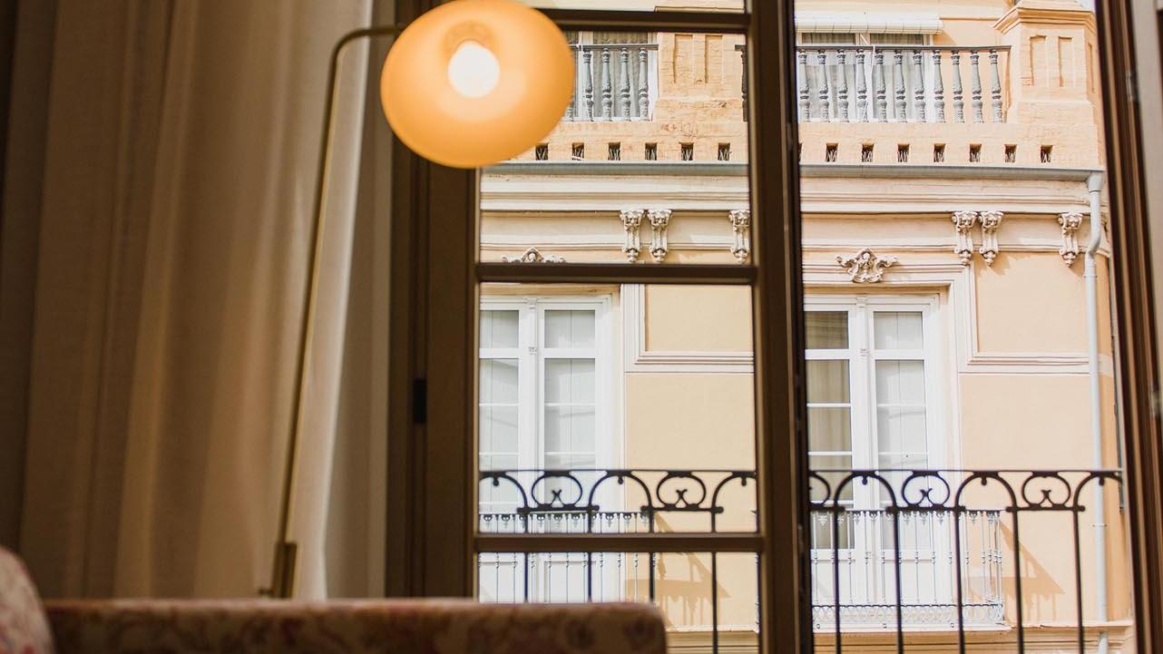 Superior Luxury Room Balcony