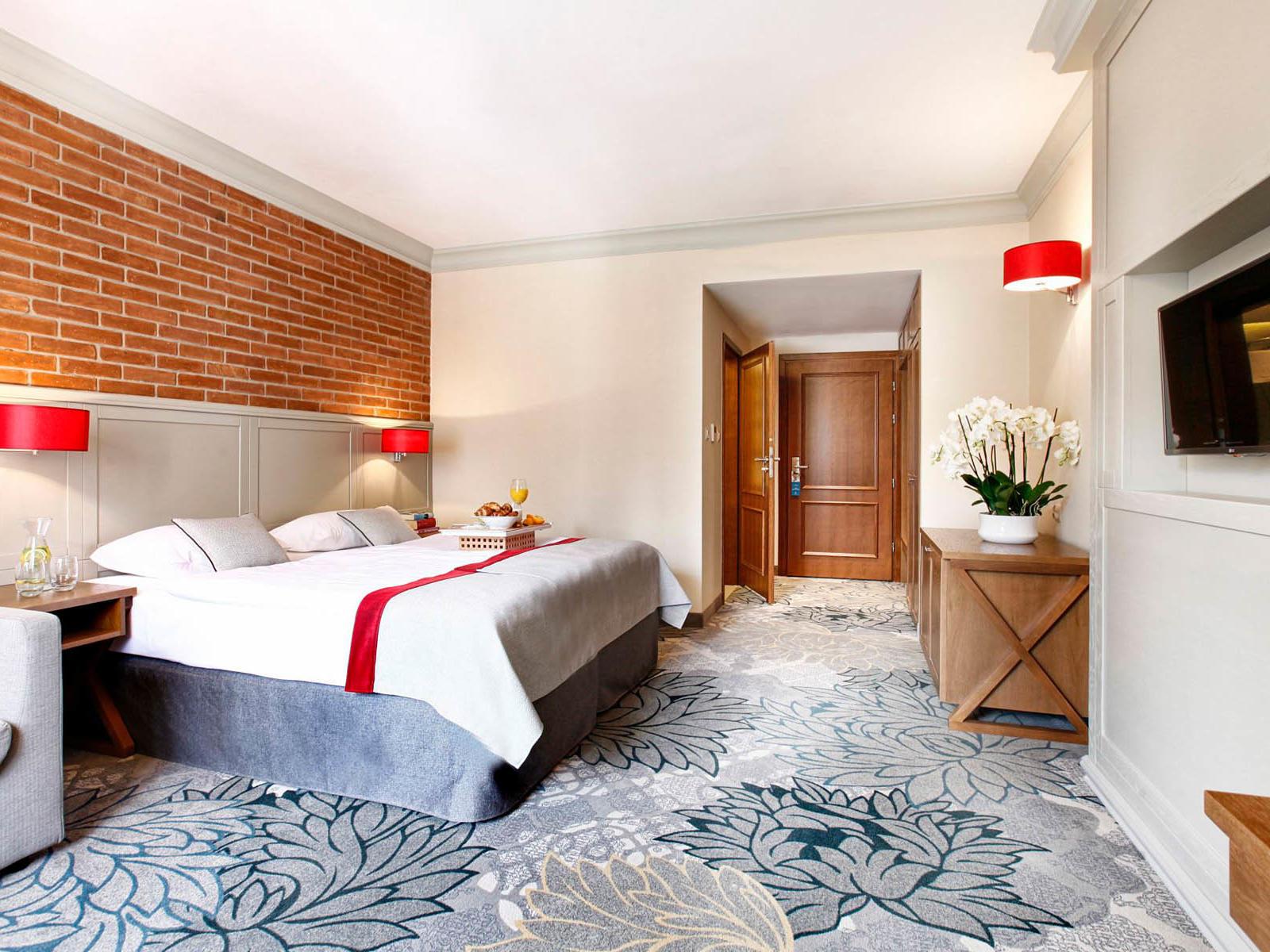 Onebedroom suite Sleep Hotel Aubrecht