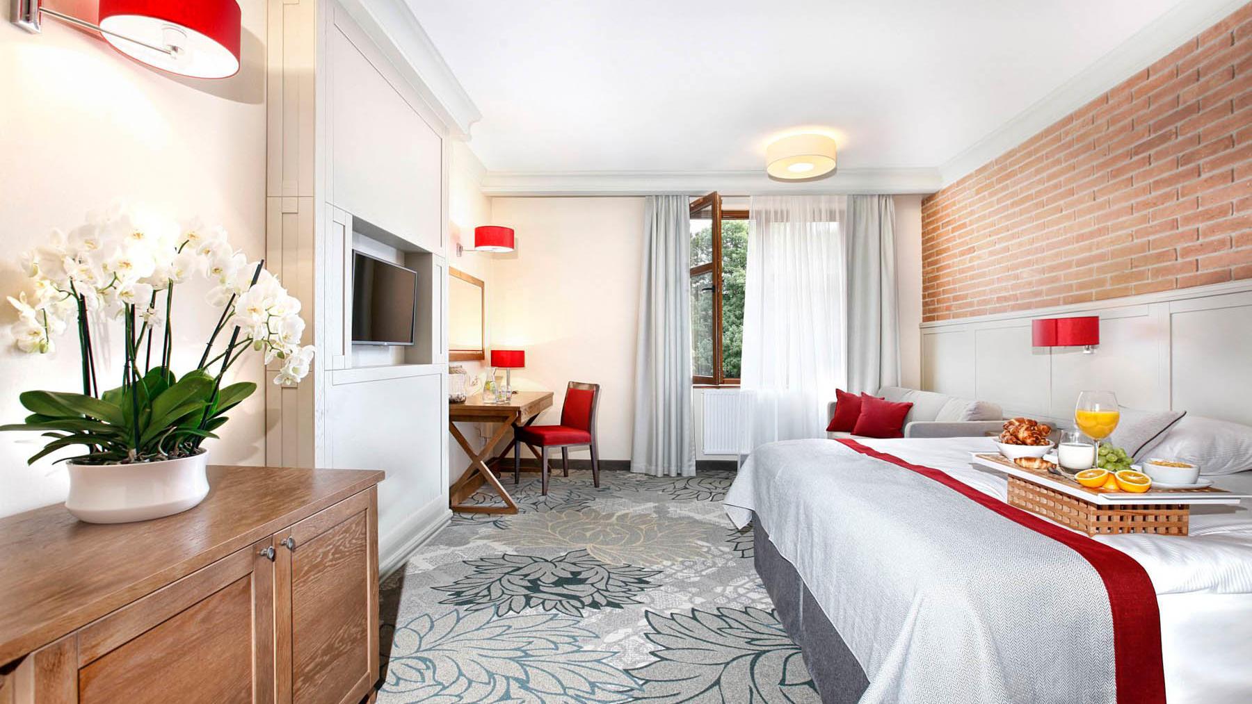 Onebedroom suite View Hotel Aubrecht