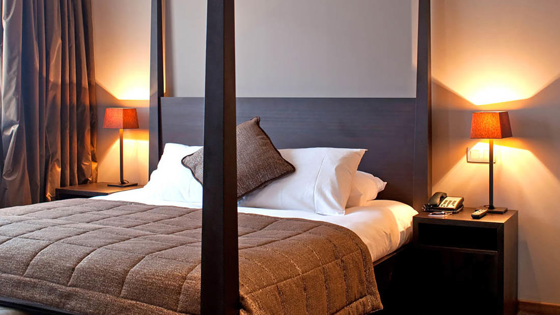 Cosy guest room