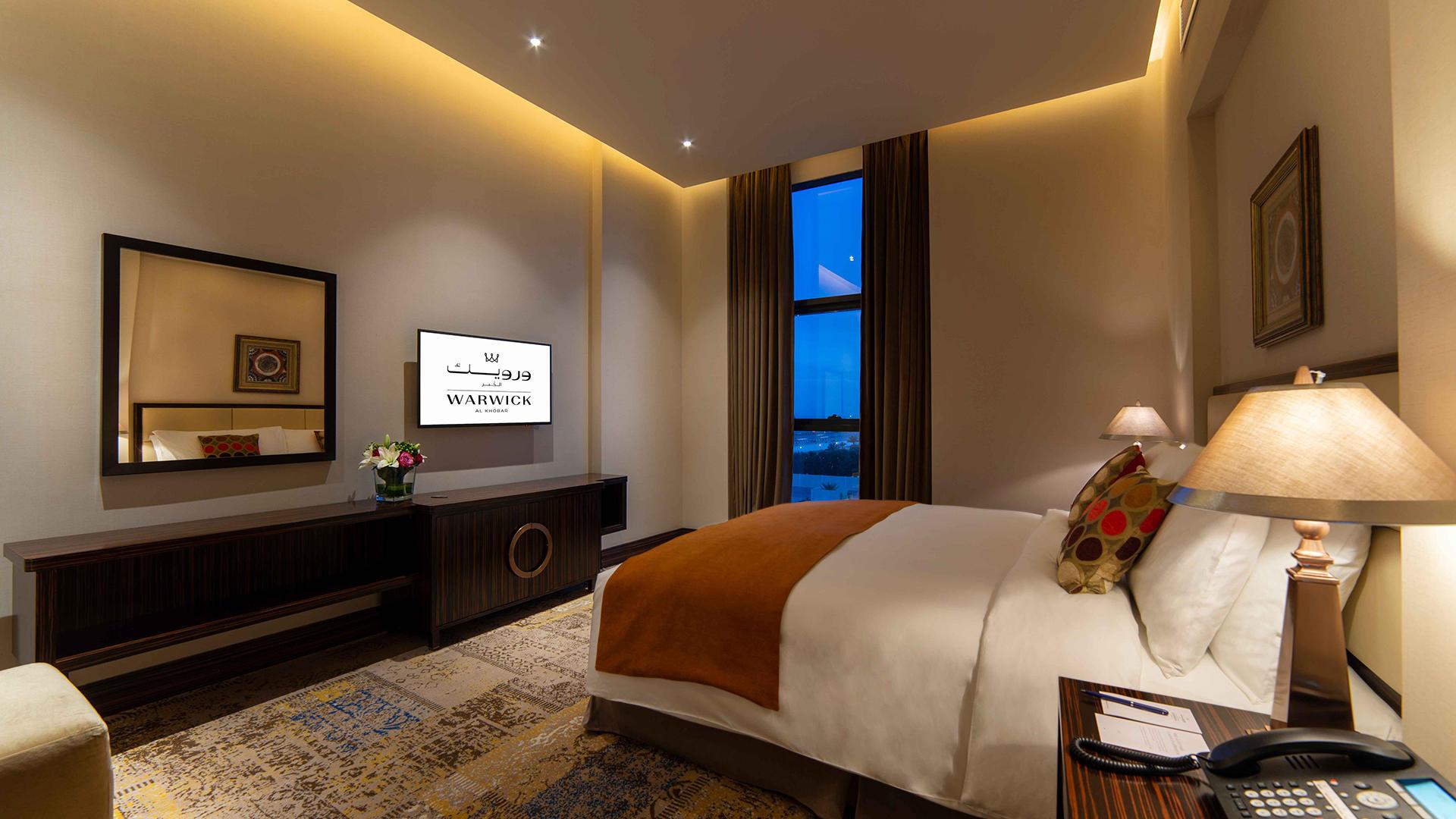 Business suite in Warwick Al Khobar