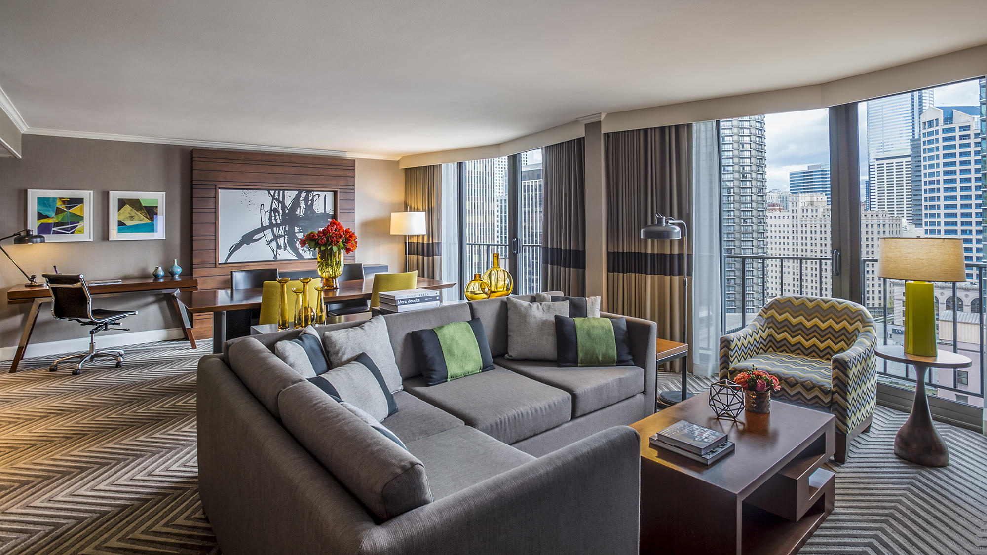 Emerald Suite offer details