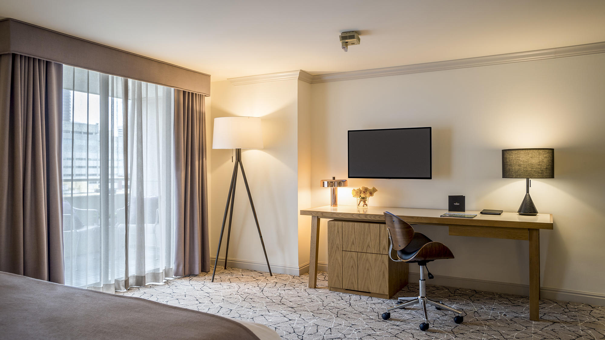 Accessible Deluxe Rooms offer details