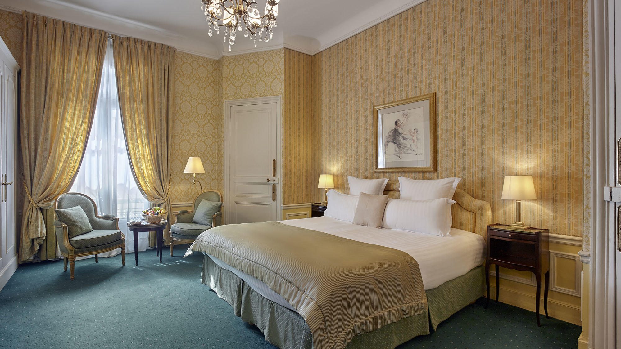 Executive Vendôme Room offer details