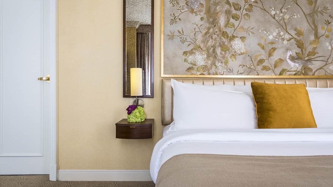 Executive King Bed