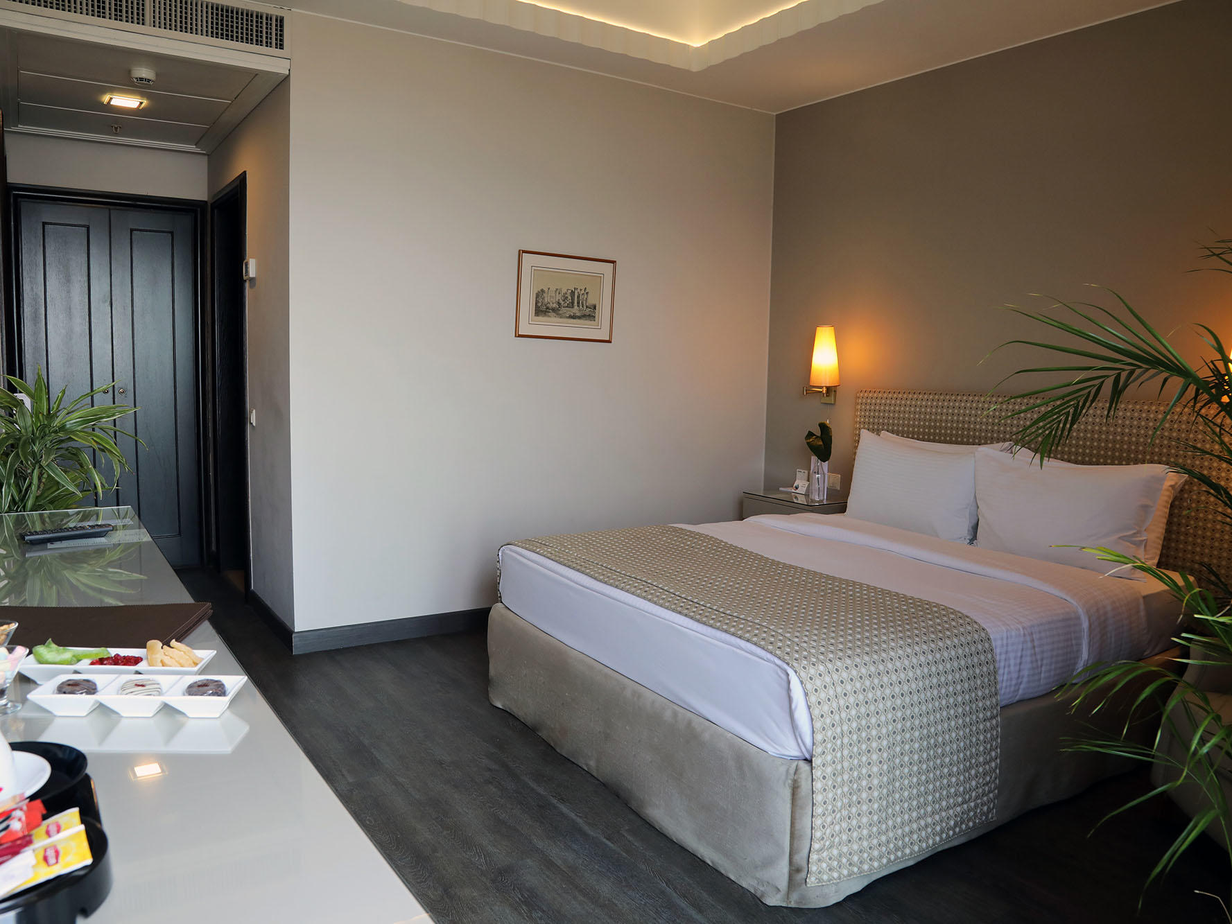 Premium Room with welcome amenity